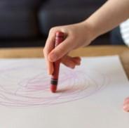 Developing Mature Crayon Grasps in Preschoolers