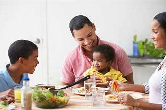 Using Mealtime as a Self-Regulation Tool